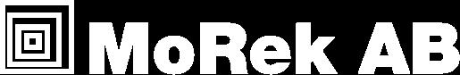 Morek logo - hvit